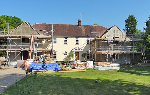 Residential Project: Country House Refurbishment & Extension (4 of 6)