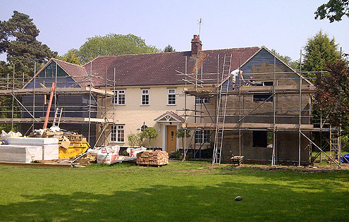 Residential Project: Country House Refurbishment & Extension (6 of 6)